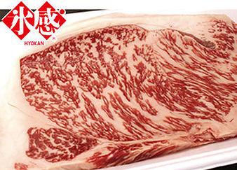 氷感保存の牛肉