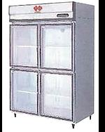 氷感庫リーチインショーケースのIW-G120L-4/F